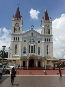 baguio catherdral